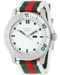 Green and Red Watch