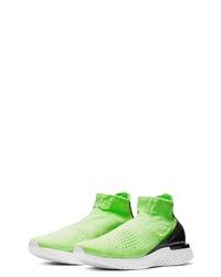 Nike Rise React Flyknit Sock Sneaker