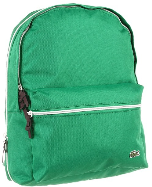 Lacoste Backcroc Medium Backpack   Where to buy   how to wear 07dff7ba7a