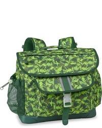 Bixbee Large Dino Camo Water Resistant Backpack