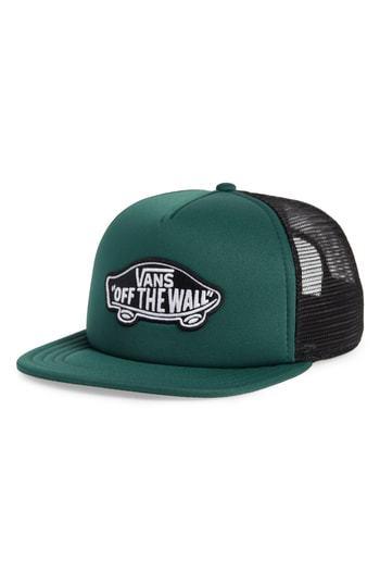 2211e9be0f9 ... Vans Classic Patch Trucker Hat
