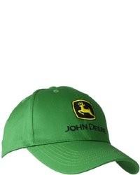 John Deere Trademark Logo Core Baseball Cap