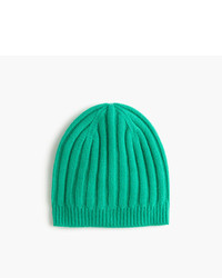 J.Crew Ribbed Hat In Everyday Cashmere