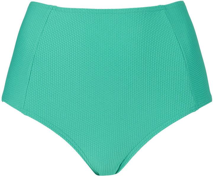 Topshop High Waisted Bikini Bottoms 20 Topshop Lookastic Com