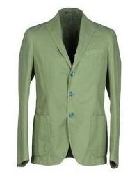 Green cord morgan sport coat