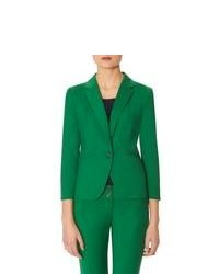 The limited adore me one button blazer green xs medium 82463