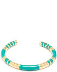 Aurelie Bidermann Aurlie Bidermann Positano Gold Plated Cuff