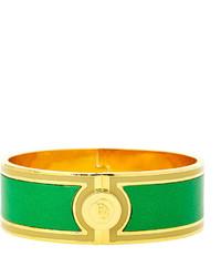 Dooney & Bourke Jewelry Florentine Leather Bangle