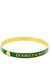 Dooney & Bourke Jewelry Signature Thin Bangle