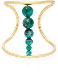 Paula Mendoza Gracht 24k Gold Plated Bracelet
