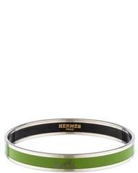 Hermes Herms Narrow Calche Bracelet