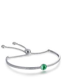 Jewel simulated diamond birthstone bracelet medium 4267734