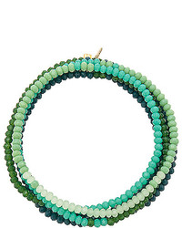 Shashi Ombre Wrap In Mint