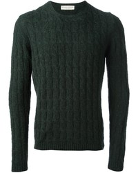 Roberto Collina Cable Knit Sweater