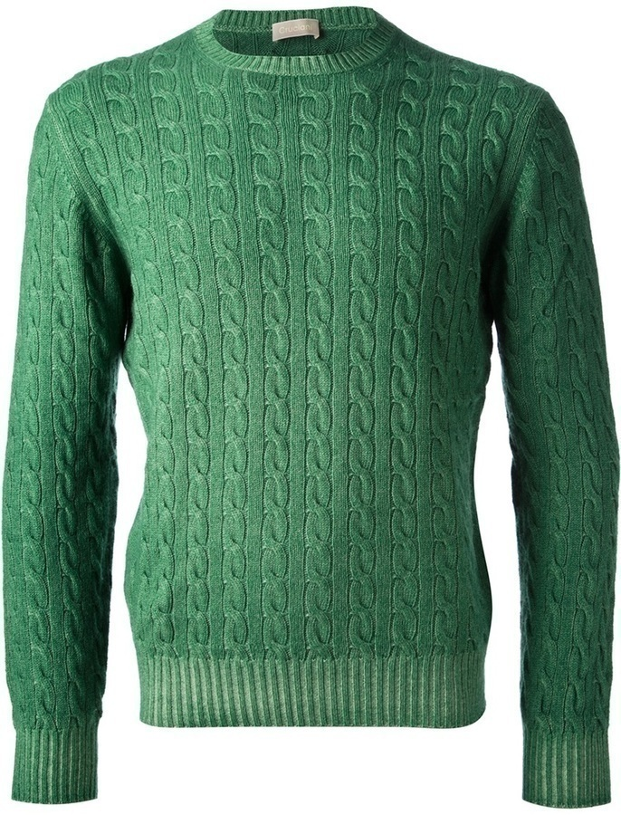 Cruciani Cable Knit Sweater Where To Buy How To Wear