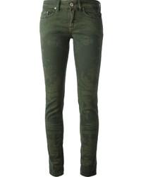 Dondup Camouflage Skinny Jean