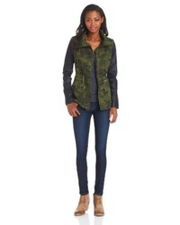 Green Camouflage Outerwear To Wear Looks How Women3 For drxthCsQ