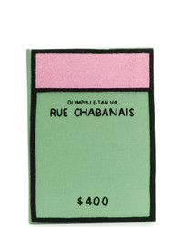 Olympia Le-Tan Rue Chabanais Clutch Bag