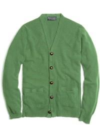 Cashmere button front cardigan medium 333617
