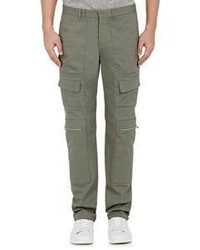 Tim Coppens Twill Cargo Pants Green