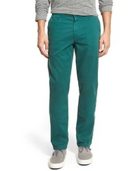 Ag green label graduate slim straight leg golf pants medium 393806