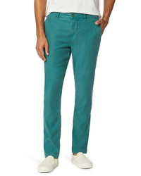 Hudson Jeans Classic Slim Straight Fit Stretch Chino Pants