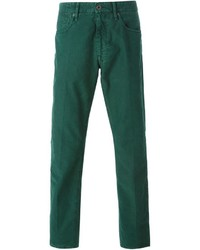 Incotex Straight Leg Trousers