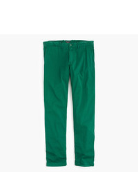 J.Crew Lightweight Gart Dyed Stretch Chino Pant In 484 Slim Fit