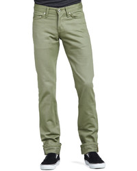 Naked and famous denim weirdguy selvedge chino pants medium 370110