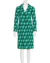 Marc Jacobs Wool Silk Coat