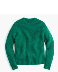Brushed wool crewneck sweater medium 966317