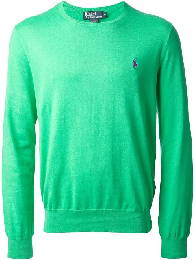 383d17420 ... Polo Ralph Lauren Knitted Sweater