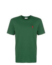 AMI Alexandre Mattiussi Ami De Coeur T Shirt