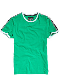 Superdry Stadium Ringer T Shirt
