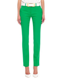 Green Dress Pants