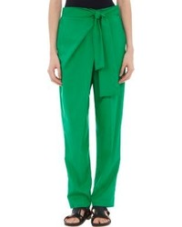 Chloé Twist Tie Trousers