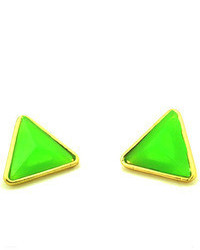 ChicNova The Essential Triangle Stud Earrings