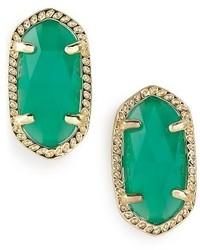 Ellie birthstone stud earrings medium 4107443