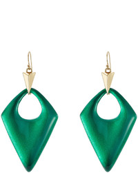 Lucite earrings medium 805912