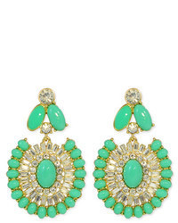 Kate Spade New York Accessories Bright Beryl Earrings