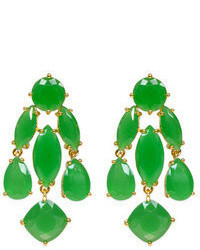 Kate Spade New York Accessories Viridian Statet Earrings