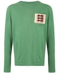 Kent & Curwen Embroidered Patch T Shirt