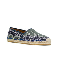 Etro Patterned Espadrilles