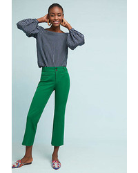 Essentials By Anthropologie The Essential Cropped Flares