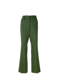 Golden Goose Deluxe Brand Flared Trousers