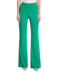 Alice + Olivia Jalisa High Waist Fitted Flared Pants