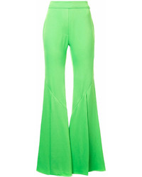Ellery Wide Flared Trousers