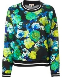 P.A.R.O.S.H. Floral Print Sweater