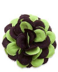 Hook Albert Poplin Lapel Flower