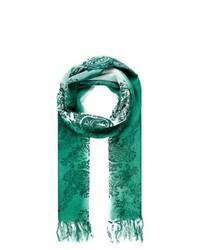 Replay scarf green medium 151984